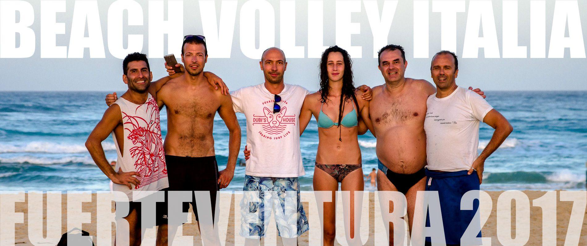 Beach Volley a Fuerteventura