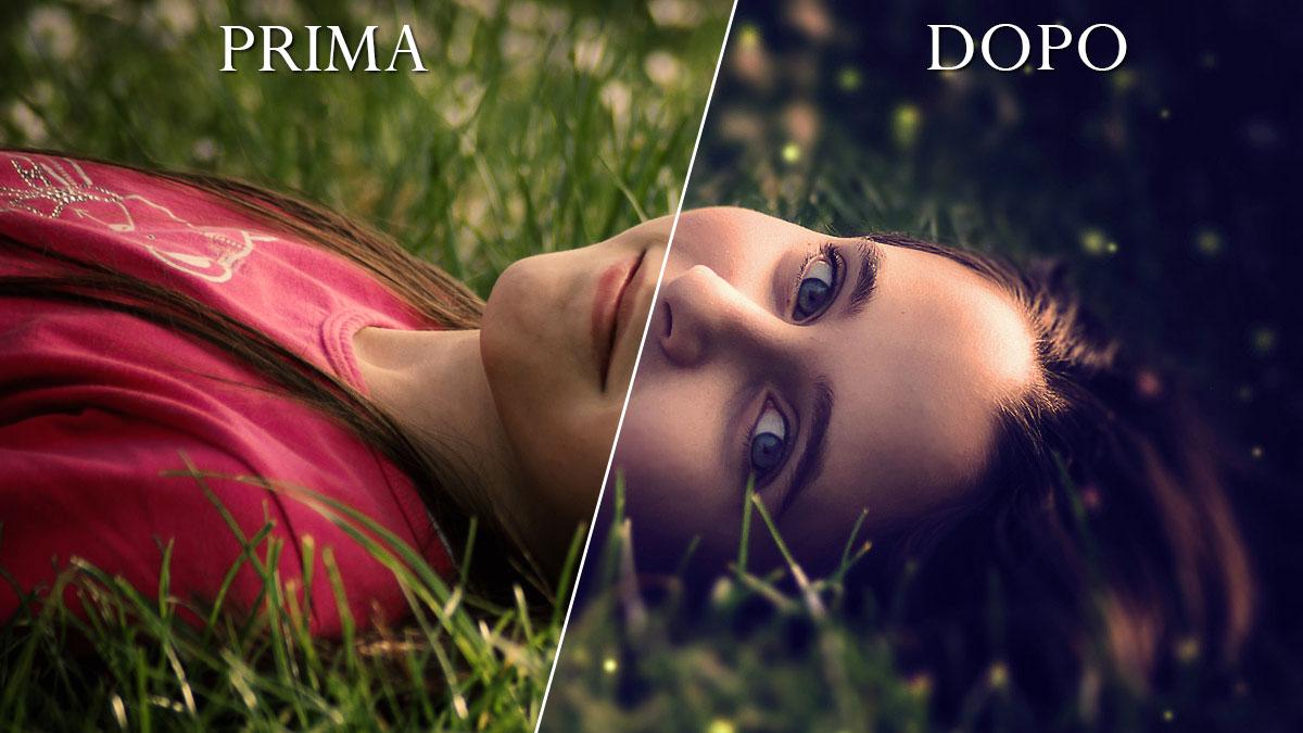 Post Produzione Digitale – Prima e Dopo